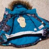 Новая куртка дания.фирма gerdakay,рост 98+. Фото 1.