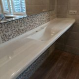 Мойки и столешницы для ванных . Фото 2.