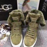 Ботинки / высокие кеды ugg новые. Фото 1. Лобня.