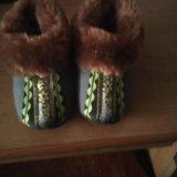 Тапочки новые. Фото 1.