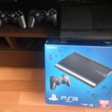Sony playstation 3 super slim 500 гб. Фото 2.