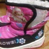 Ботиночки для девочек. Фото 2.