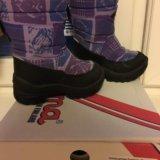 Зимние сапожки kuoma и кроссовки adidas. Фото 1.