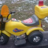 Детский электромотоцикл. Фото 1. Ханты-Мансийск.