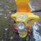 Детский электромотоцикл. Фото 2. Ханты-Мансийск.