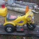Детский электромотоцикл. Фото 3. Ханты-Мансийск.