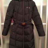 Пуховое пальто reebok classic размер 44. Фото 2. Магнитогорск.