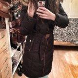 Пуховое пальто reebok classic размер 44. Фото 1. Магнитогорск.