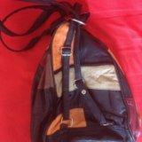 Кожаный рюкзак. Фото 3. Михайловск.