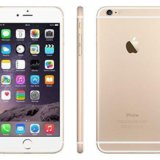 Iphone 6 gold 64 gb. Фото 1.