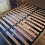 Двухспальная кровать. Фото 2.
