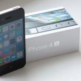 Apple iphone 4s 16gb black. Фото 1.