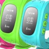 Детские умные часы с gps  smart baby watch q50. Фото 1. Уфа.