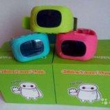 Детские умные часы с gps  smart baby watch q50. Фото 3.