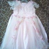 Платье для девочки 116-128. Фото 1. Челябинск.