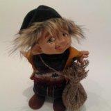 Куклы ручной работы из глины. Фото 4.