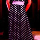 Платье в пол. Фото 1. Екатеринбург.