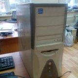 2 ядра, 2 гига, быстрый офисный компьютер. Фото 1. Красноярск.