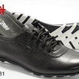 Новые мужские кроссовки натуральная кожа. Фото 1. Ижевск.