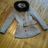 Пальто на осень и теплую зиму. Фото 1.