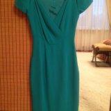 Платье бирюза фирмы karen millen. Фото 1. Москва.