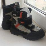 Ботинки зима мембрана. Фото 1.