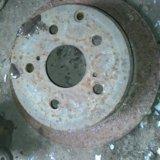 Задний тормозной диск. Фото 1. Красноярск.