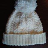 Демисезонная шапка для девочки. Фото 1. Пермь.