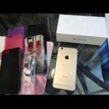 Iphone 6,64 gb, gold. Фото 1.