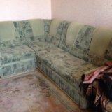 Угловой диван. Фото 1. Иркутск.