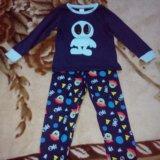 Детская пижама на мальчика. Фото 1.