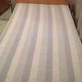 Кровать с ортопедическим матрасом. Фото 3.