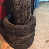 Резина pirelli carving edge 225/50 r-17. Фото 1.