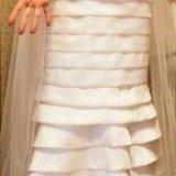 Свадебное платье + шубка. Фото 3. Пермь.