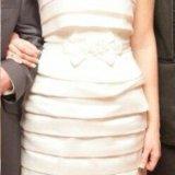 Свадебное платье + шубка. Фото 2. Пермь.