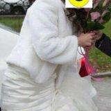 Свадебное платье + шубка. Фото 4. Пермь.