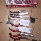 Набор ножей. Фото 1.