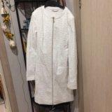 Белое пальто оджи. Фото 3. Москва.