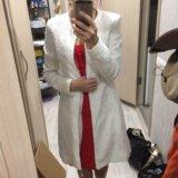 Белое пальто оджи. Фото 1. Москва.