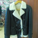 Куртка женская кожанная. Фото 2. Сочи.