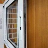 Окна из алюминия. Фото 2. Хотьково.