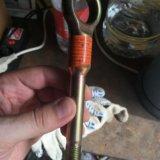Буксировочный крюк subaru impreza. Фото 1.
