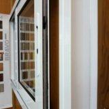 Окна из алюминия. Фото 4. Хотьково.