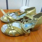 Танцевальные туфли 32. Фото 2.