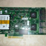 Raid-контроллер adaptec asr-5805 новый. Фото 1.