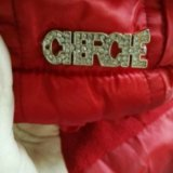 Теплая куртка на девочку 6-8лет. Фото 2. Омск.