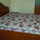 Кровать двуспальная. Фото 1.