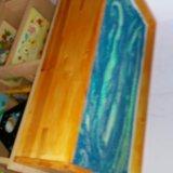 Стол для рисование песком. Фото 3. Екатеринбург.