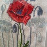 Открытки ручной работы с вышивкой. Фото 3. Рязань.