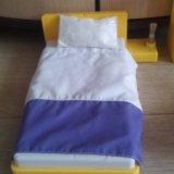 Детская кукольная спальня. Фото 2.